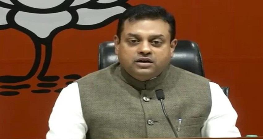 terror attacks in france sambit patra questions maharashtra government  sohsnt