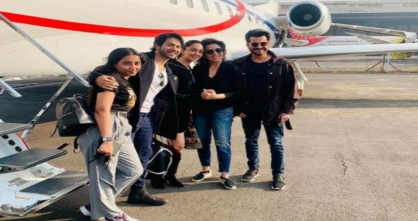 anil kapoor returns to mumbai as other jug jug jeeyo actors test covid positive sosnnt