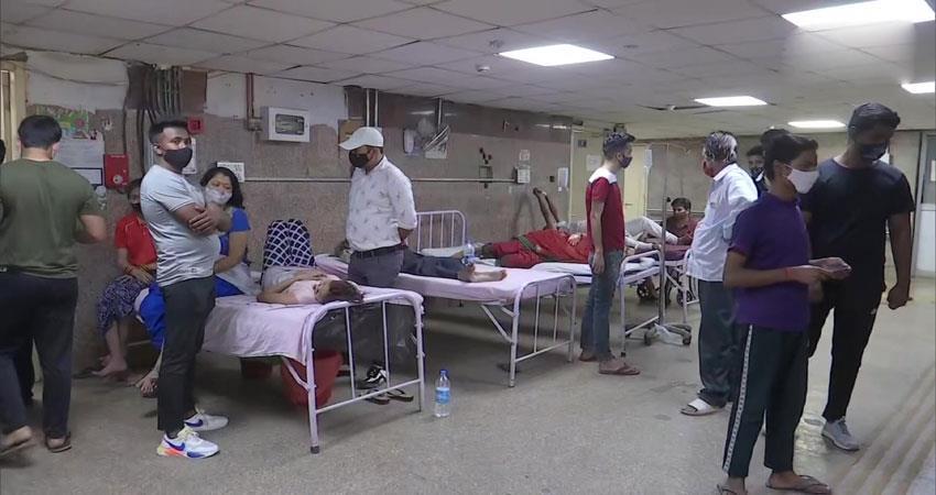 400 people ill after consuming kutu flour in kalyanpuri delhi