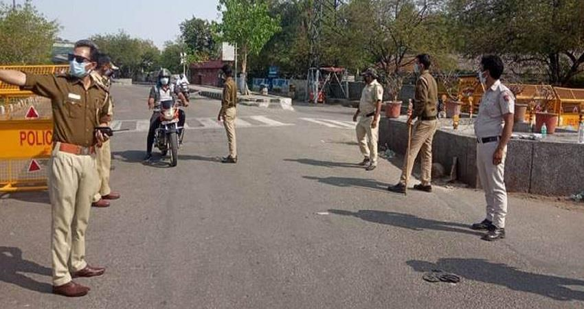 movement passes essential services valid till may 3 said delhi police lockdown kmbsnt
