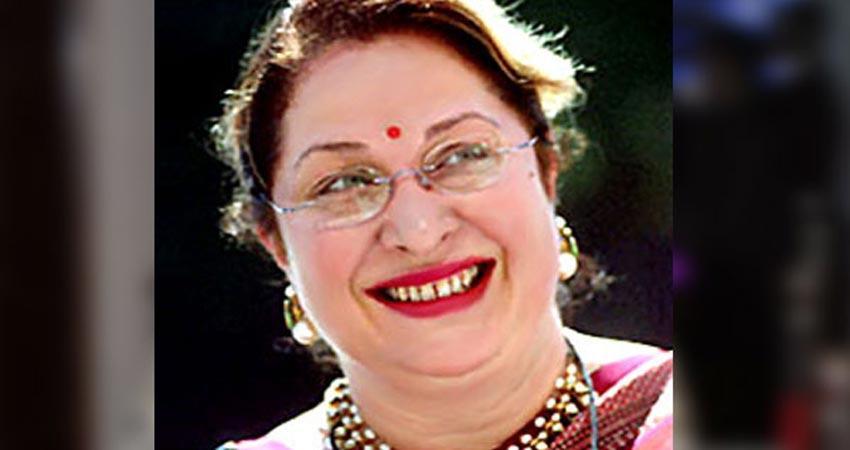shweta bachchan nanda mother in law ritu nanda passed away
