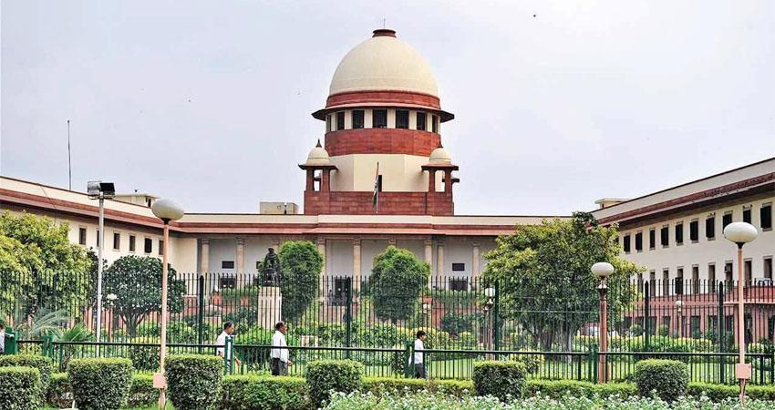 Palghar case: Maharashtra police said in SC CBI investigation is not needed prshnt