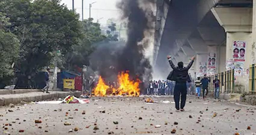 delhi riot kapil mishra got relief from the court police did not find any evidence prshnt