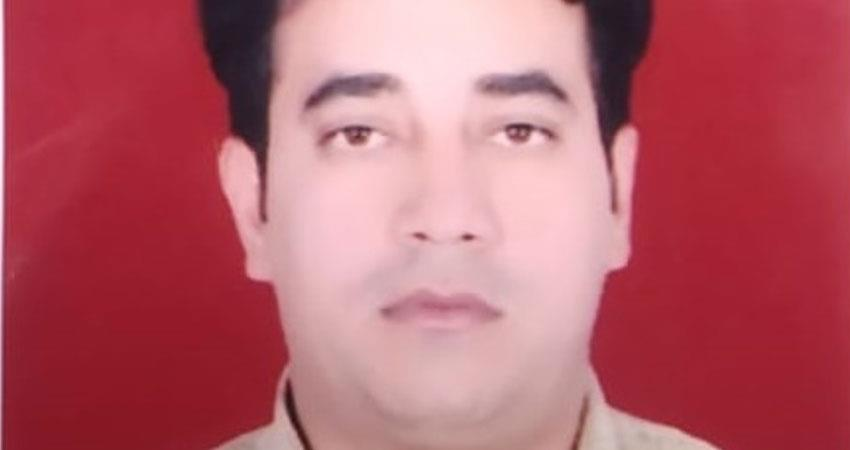 ib officer ankit sharma body recovered from delhi violence affected area chand bagh