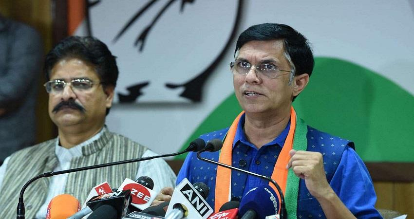 amid corona rise in india congress slams on bjp govt over vaccination preparation kmbsnt