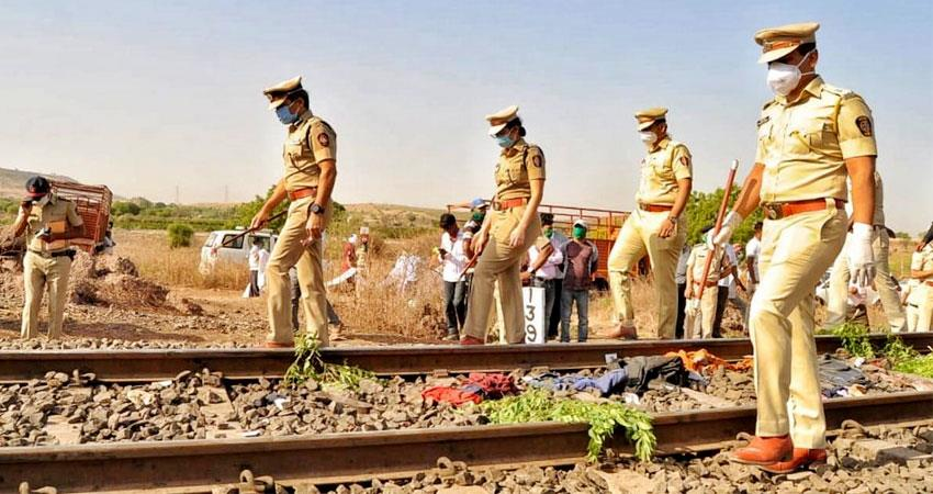 workers died in trains during lockdown due to their mistakes aljwnt