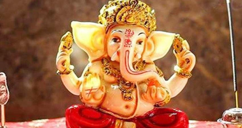 ganesh chaturthi 2020 date muhurta of ganapati worship and the day of idol immersion prshnt