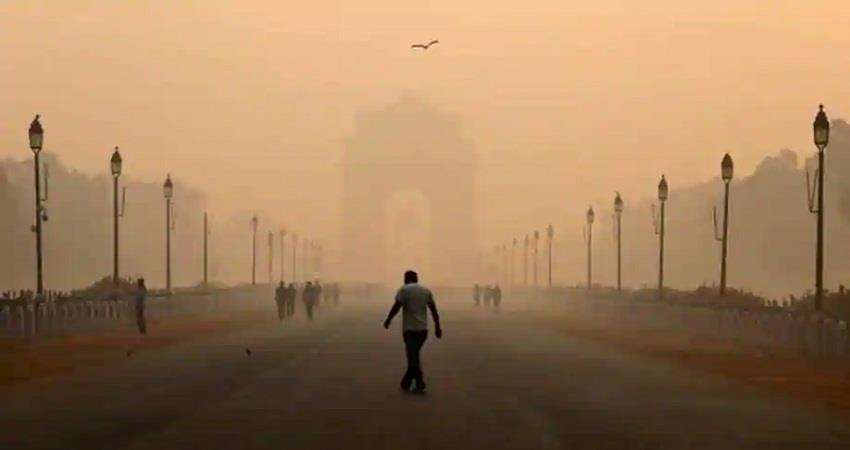 delhi ncr air quality in poor category sohsnt