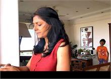 Lockdown में नंदिता दास ने बना दी शॉर्ट फिल्म, घरेलु हिंसा की शिकार हो रही महिलाओं पर आधारित