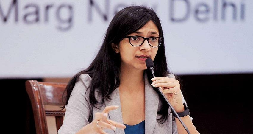 delhi hc cautions lawyer cum social worker to remove swati maliwa form dcw kmsbnt