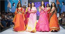 दिल्ली में एशियन डिज़ाइनर वीक का रंगारंग आगाज, दिखा शानदार कलेक्शन