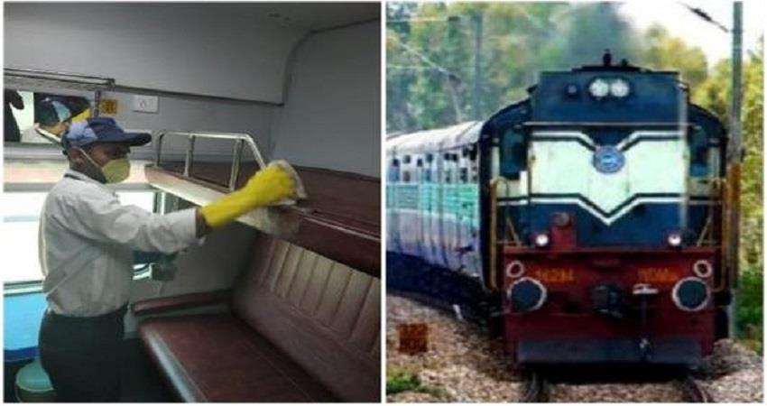 indian railways coronavirus tte ticket checking janta curfew 22 march modi