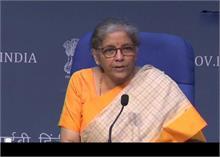 भारतीय अर्थव्यवस्था जोरदार ढंग से सुधर रही है: सीतारमण