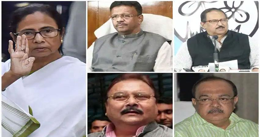 narda case all four tmc leaders will remain on house arrest calcutta high court prshnt