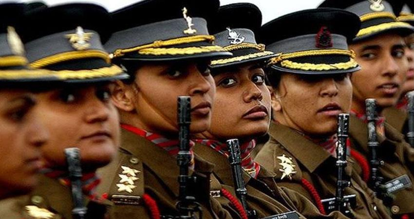 over 2 lakh women applied for indian army