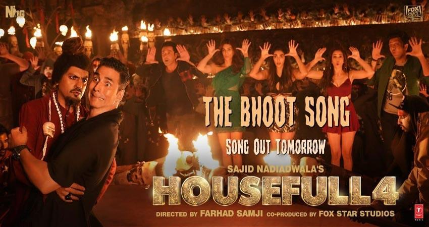 housefull 4 new song the bhoot released