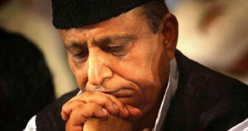 court send reminder to sitapur jail to sommoned azam khan