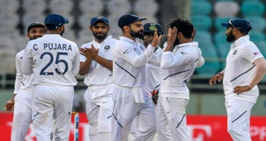 ind vs sa 1st test shami fatal bowling india beat south africa by 203 runs