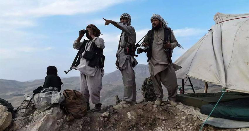 why the afghan army could not stand in front of the taliban musrnt