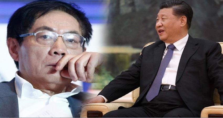 chinese billionaire ren zhiqiang criticized xi jinping for coronavirus 18 prison prsgnt