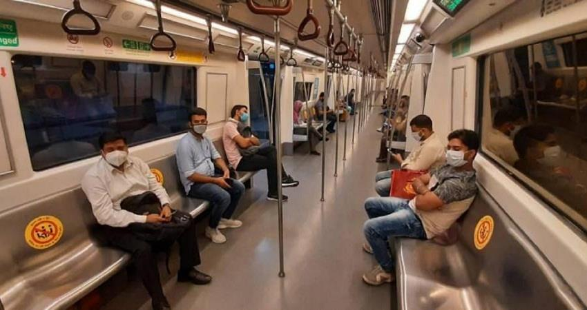the metro between  town and vishwavidyalaya will be closed from tonight kmbsnt