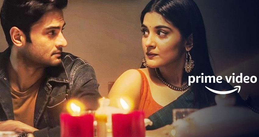 Making video of Telugu film V song Vasthunna Vachastunna released ANJSNT