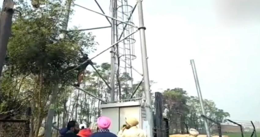 tower case ril reaches high court against farmers protest pragnt