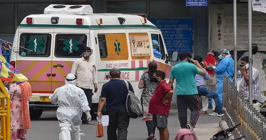 punjab health minister said delhi spread corona in neighbor states kmbsnt