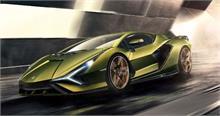 लंबोर्गिनी ने की घोषणा- जल्द सभी कारों के हायब्रिड और प्योर इलेक्ट्रिक वर्जन होंगे तैयार