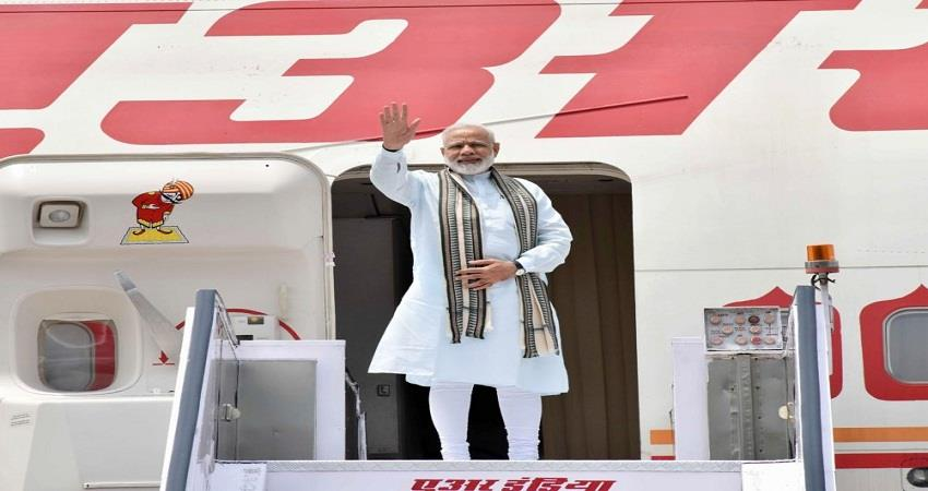 rs 517.82 crore spent on 58 foreign visits of pm modi sohsnt