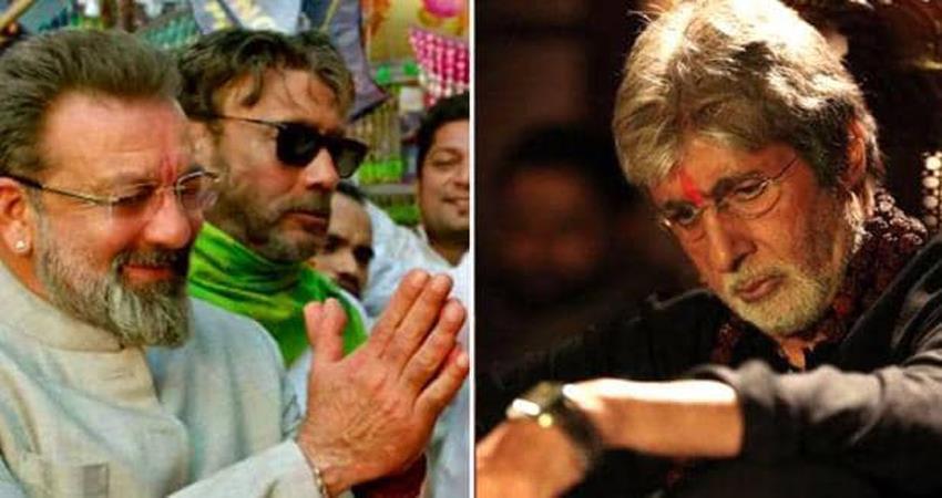 is sanjay dutt prasthanam inspires from amitabh bachchan sarkar movie