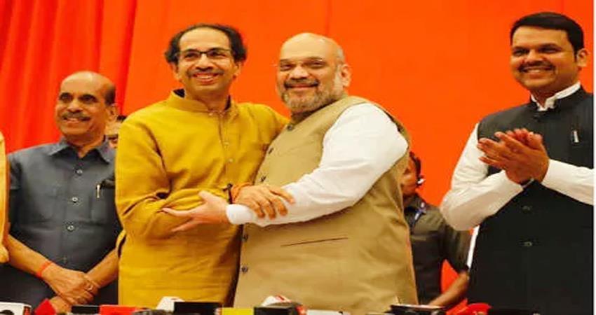 shivsena said seats are worse than indo-pak partition