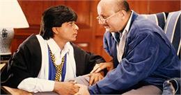 24 साल बाद अनुपम को शाहरुख की आई याद, मिला जवाब- 'आओ सांप सीढ़ी खेलेंगे'