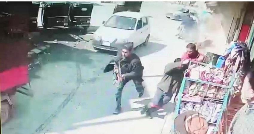 jammu kashmir police terrorist narendra modi sobhnt