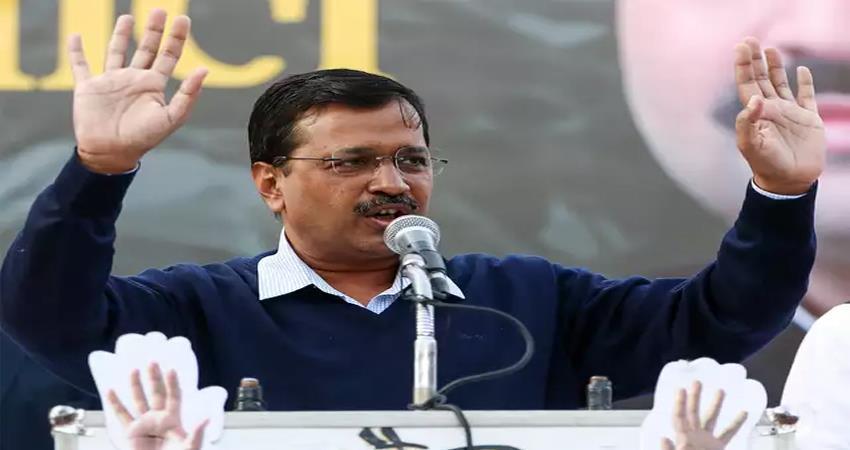 delhi elections 2020 arvind kejriwal comment on shaheen bagh