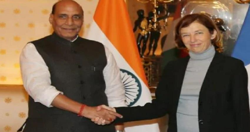 france extended the hand of friendship towards india sohsnt
