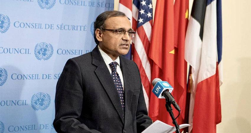 india: some countries are ''''clearly guilty'''' for terrorism musrnt
