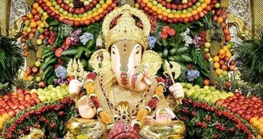 ganesh chaturthi 2020 worship lord ganesh in this way all bad things will happen prshnt