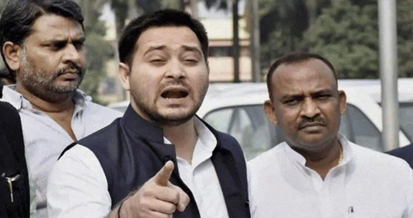 bihar rjd leader shyam rajak big claim 17 jdu mlas will leave party djsgnt