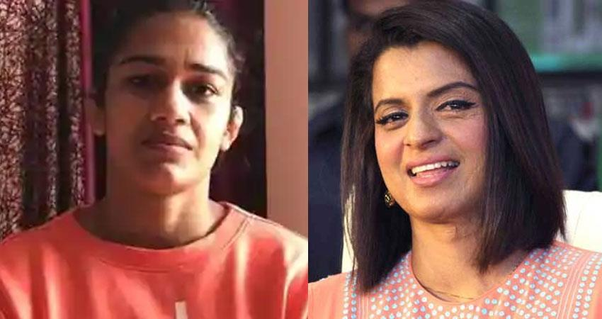 Babita Phogat and Rangoli chandel controversial tweets about tablighi jamat ALJWNT