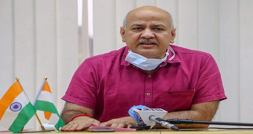 ghar ghar ration scheme central govt letter to delhi govt manish sisodia kmbsnt