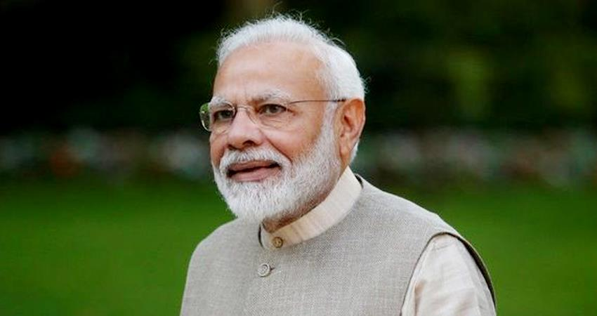 pm modi to celebrate diwali on loc