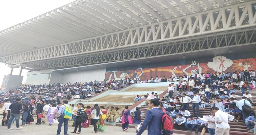career conclave 2019 20 tyagraj stadium delhi