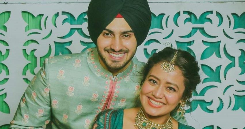 neha kakkar shares mehndi ceremony photos jsrwnt