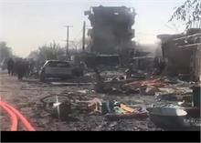 अफगानिस्तान के उप राष्ट्रपति सालेह पर जानलेवा आतंकवादी हमला, दो नागरिकों की मौत