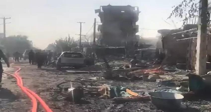 deadly terrorist attack on afghanistan''''s deputy president saleh sohsnt