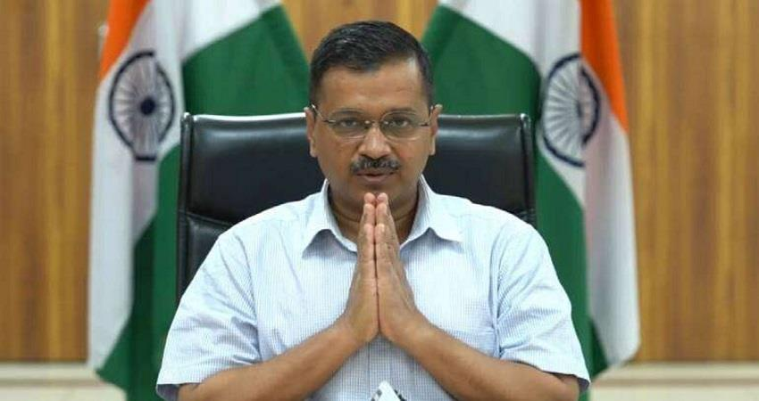 delhi cm kejriwal message to citizens dont panic if you are corona positive kmbsnt