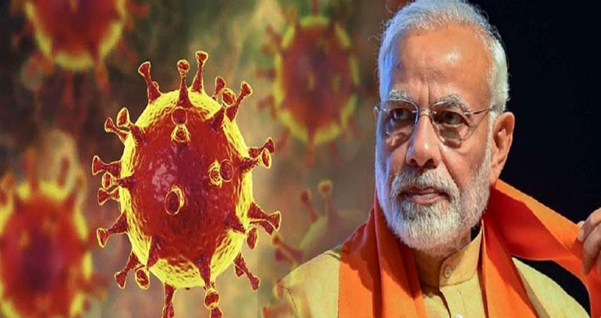 pm narendra modi on coronavirus in india