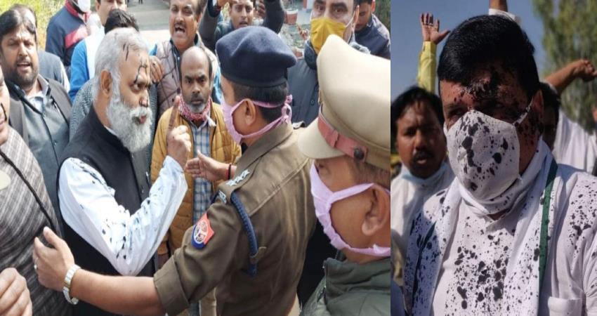 aap leader somnath bharti controversial statement on cm yogi police arrested pragnt