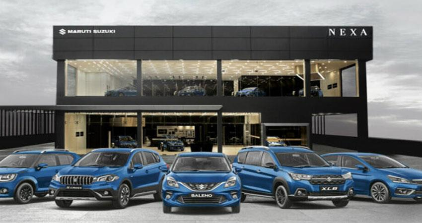 Maruti extended free service and warranty 30 june ANJSNT